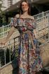 Платье VIZANTI 8128 цветной