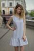 Платье Sisteroom Пл-020 голубой