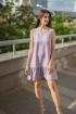 Платье Sisteroom Пл-020 сиреневый
