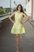 Платье Sisteroom Пл-020 желтый