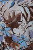 Сарафан Koketka i K 855 голубой+коричневый