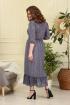 Платье Anastasiya Mak 839 голубой