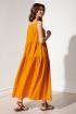 Платье S_ette S5034 оранжевый