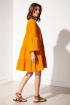 Платье S_ette S5038 оранжевый