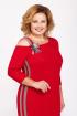 Платье LaKona 1151 красный