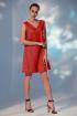 Платье Golden Valley 4729 красный