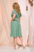 Платье Liliana 974 зеленый