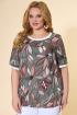 Блуза DaLi 4404 хаки