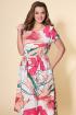 Платье DaLi 2444 коралл