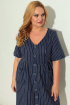 Платье Michel chic 2004 синий