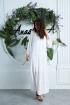 Платье Anastasia 626 белый