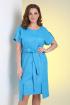 Платье Viola Style 0975 голубой