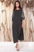 Платье Faufilure С1062 горох