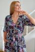 Платье Danaida 2038 цветы