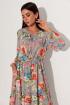 Платье Michel chic 2061 серый