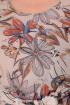 Платье Koketka i K 849 цветы_на_бежевом