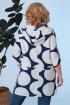 Блуза Anastasia 642 синий