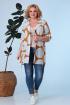 Блуза Anastasia 642 горчица