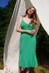 Платье INVITE 4027 зеленый