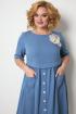 Платье Michel chic 2062 голубой