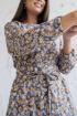 Платье Daloria 1655 деним