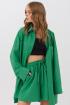 Платье PiRS 3164 зеленый