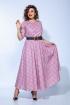 Платье Anastasia 654 розовый