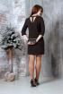 Платье Talia fashion ПЛ-37 черный
