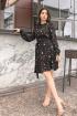 Платье Romgil С013 черный