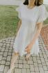 Платье Romgil С023 белый