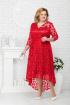 Платье Ninele 5678 красный