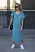 Платье Sisteroom Пл-085 изумруд