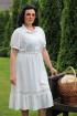 Платье MadameRita 5138 белый