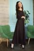Платье Anastasia 655 коричневый