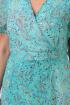 Платье Мишель стиль 871А бирюза