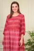 Платье Anastasiya Mak 824 малиновый