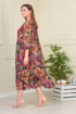 Платье Anastasiya Mak 824 мультиколор