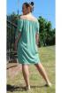 Платье Arisha 1259 мятный