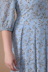 Платье Romanovich Style 1-2179 голубые_тона