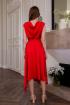 Платье Daloria 1801 красный