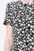 Платье BirizModa 21С0009 черный,бежевый