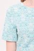 Платье BirizModa 21С0027 голубой