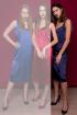 Платье Tanya Arzhanova 0214ТА синий
