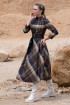 Платье Golden Valley 4756 мультиколор