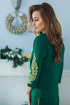 Блуза,  Брюки Edibor 2012 зеленый