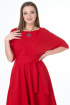 Платье T&N 7073 красный