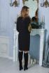 Платье Edibor 2015 черный