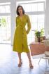 Платье Ivera 1006 оливковый