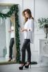 Блуза Edibor 1087 белый
