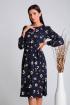 Платье Verita 2114 синий